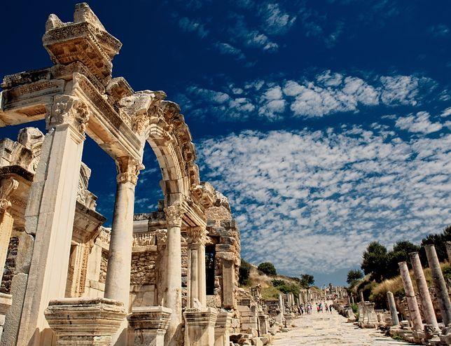 Lista światowego dziedzictwa UNESCO - Efez, Turcja