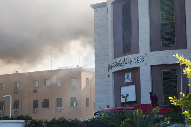 Zamachowcy zabili trzy osoby, a 23 ranili