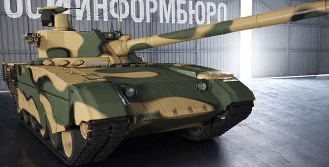 Ściśle tajne: Rosjanie konstruują nowoczesny czołg