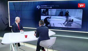 Wybory do Europarlamentu 2019. Zadziwiający filmik z Millerem. Marek Jurek komentuje