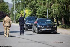 """SOP kupił nową limuzynę. """"Zakup był planowany wcześniej, nie mogliśmy przewidzieć stłuczki"""""""