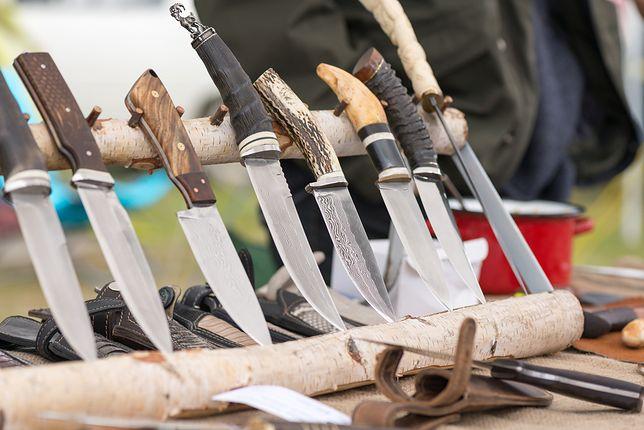 Noże godne prawdziwego trapera