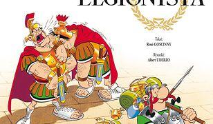 Asteriks. (tom 10). Asteriks legionista, tom 10