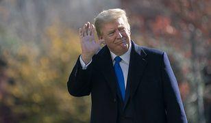 USA. Donald Trump zdradził plany na przyjęciu. Chodzi o wybory