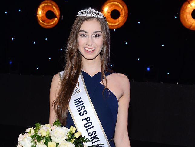 Aleksandra Dobrzyń Miss Polski Wirtualnej Polski 2016