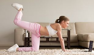 Ćwiczenia w domu mogą przynieść świetne rezultaty