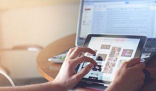 Raport ETO: 4,5 miliona Polaków nigdy nie korzystało z internetu