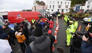 Wielka Brytania. Polacy uwięzieni na granicy. Z pomocą ruszyła Polonia