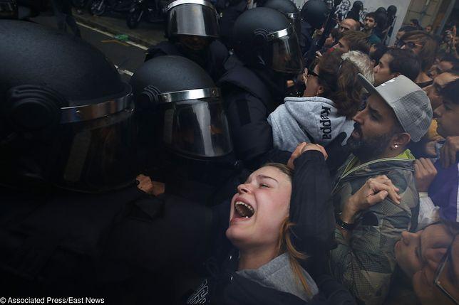 Władze w Madrycie uznają referendum w Katalonii za nielegalne