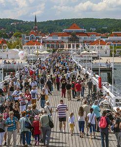 Wczasy nad Bałtykiem - najbardziej zatłoczone polskie kurorty