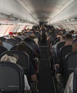 """Linia lotnicza ma sposób na """"antymaseczkowców"""". Będą dla nich specjalne miejsca"""