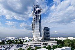 Rzeszów. W centrum miasta powstaje jeden z najwyższych budynków mieszkalnych w Polsce