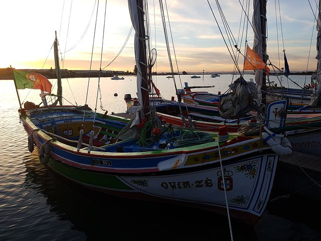 Misja Moity: zostać portugalskim Lazurowym Wybrzeżem