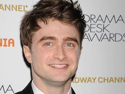Daniel Radcliffe chce być Robinem