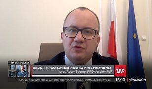 Wybory 2020. Ułaskawienie przez Andrzeja Dudę. Komentarz rzecznika praw obywatelskich