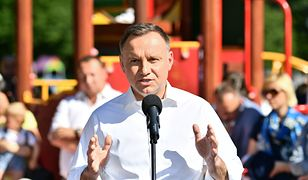 """Andrzej Duda i prawo łaski. Rodzina ułaskawionego pozywa """"Fakt"""""""