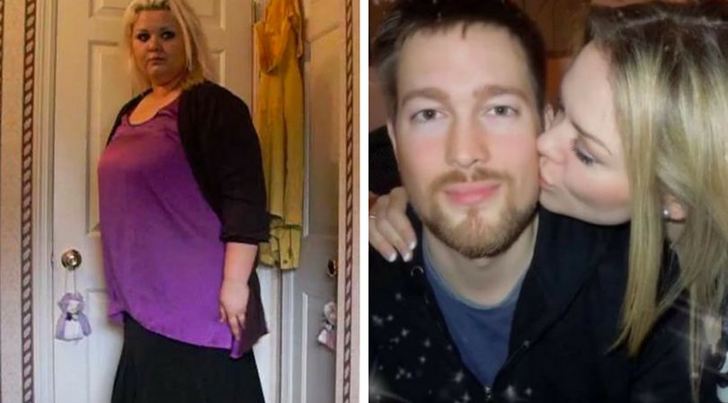 32-letnia Alvina Rayne cierpiała na nadwagę