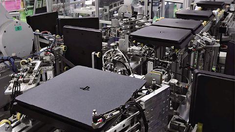 Tak produkuje się PlayStation 4. Rzut oka na jedną z najciekawszych fabryk świata