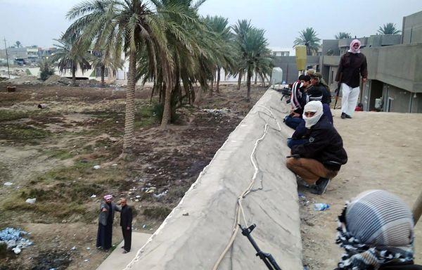 Bojownicy z Ramadi
