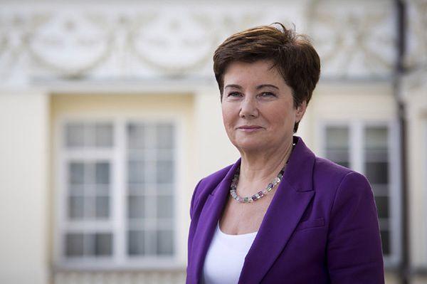 Hanna Gronkiewicz-Waltz: po raz ostatni kandyduję na prezydenta Warszawy