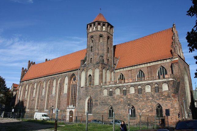 Bazylice św. Mikołaja w Gdańsku grozi katastrofa budowlana
