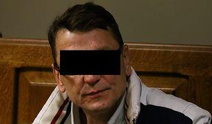 Cezary P. zasiadł na ławie oskarżonych w 2017 roku