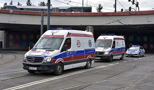 Kraków. Policja szuka mężczyzny, który zaatakował ochroniarza
