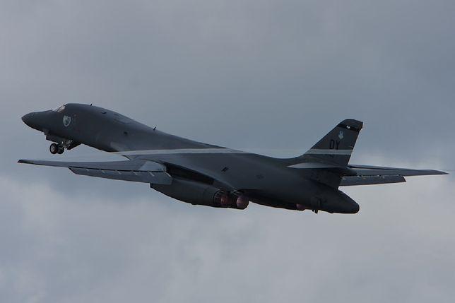 Bombowiec B-1B wylądował w Arktyce