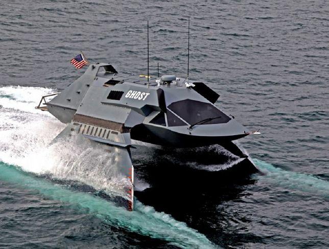 "Juliet Marine Systems ""Ghost"""