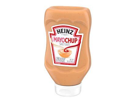 Mayochup firmy Heinz