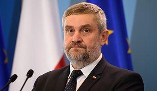 Ardanowski broni w Berlinie akcji masowego odstrzału dzików