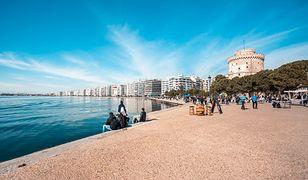 Kwintesencją Salonik jest pięciokilometrowa nadmorska promenada