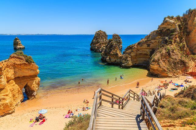 Algarve - wspaniałe krajobrazy