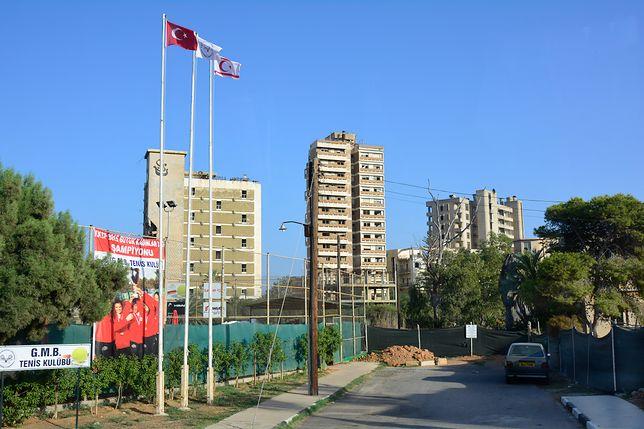 Przed 1974 rokiem dzielnica Famagusty tętniła życiem