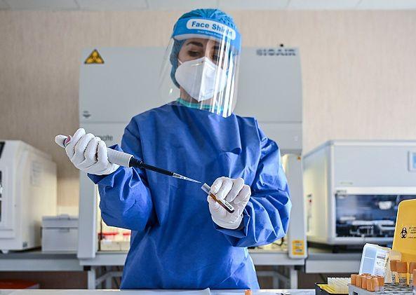 Szczepienie na koronawirusa może odbywać się co rok.