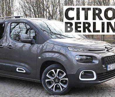 Citroen Berlingo - ciekawa alternatywa dla SUV'a?