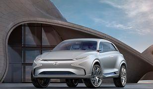 Hyundai FE (2017) – SUV na wodór