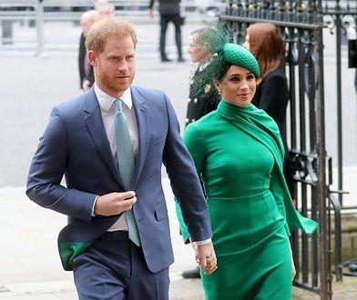 Meghan Markle złożyła hołd księżnej Dianie. Fani od razu dostrzegli, co ma na ręce