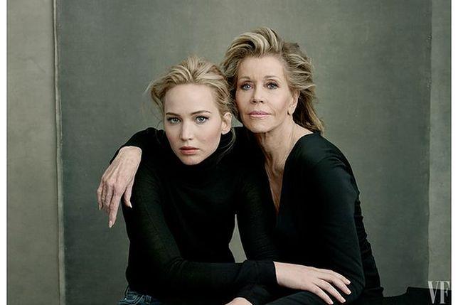 """Oscarowe aktorki w najnowszym magazynie """"Vanity Fair"""""""