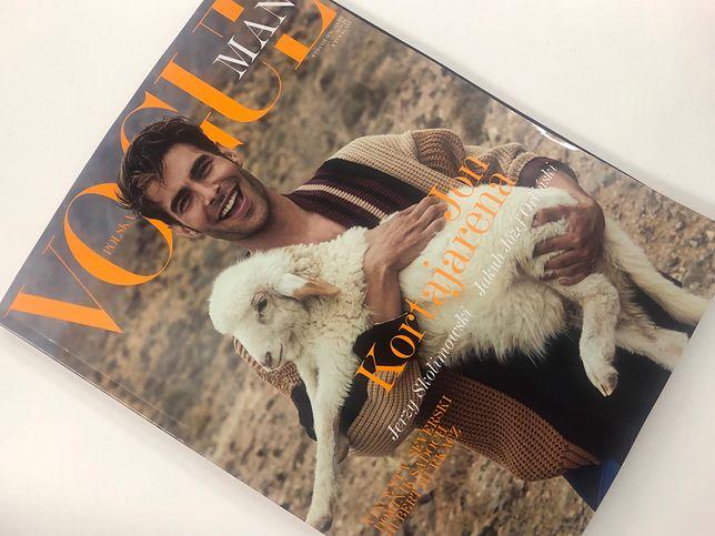 """""""Vogue Man"""" debiutuje w Polsce. Sprawdzamy, czy warto kupić ten luksusowy magazyn dla mężczyzn"""