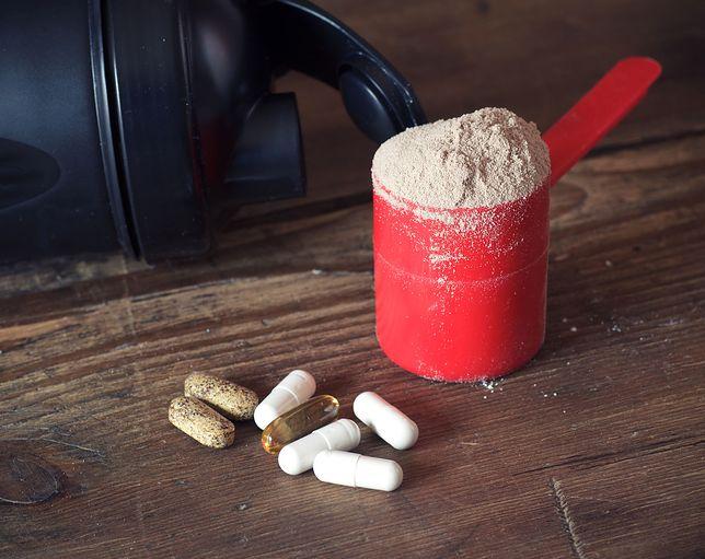 Białko w proszku. Jak wybrać odpowiednią odżywkę białkową?