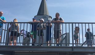 Wieża widokowa w Krynicy-Zdroju już otwarta. Wyjątkowa atrakcja w Polsce