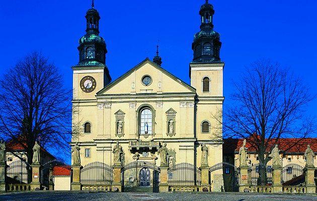 Kalwaria Zebrzydowska. Sanktuarium. Ważne miejsce dla chrześcijan