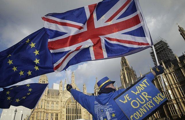 Dwa lata po referendum kwestia Brexitu wciąż wywołuje wielkie emocje w Wielkiej Brytanii