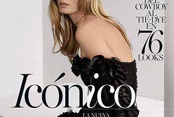 """Małgosia Bela na okładce """"Vogue Spain"""""""