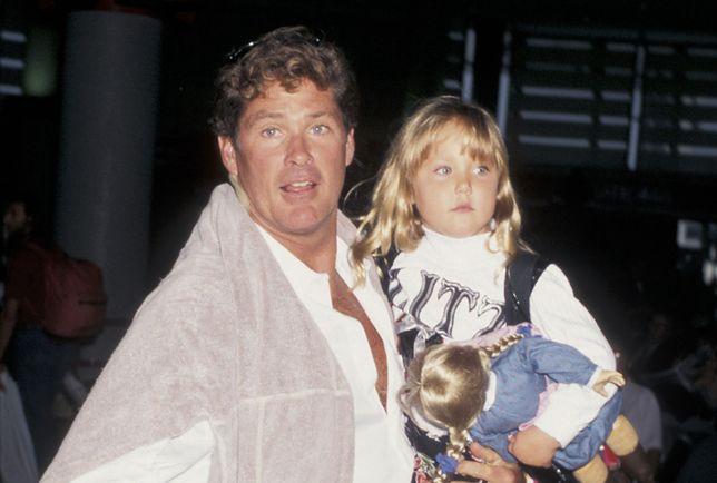 Hayley Hasselhoff, córka Davida Hasselhoffa jest modelką