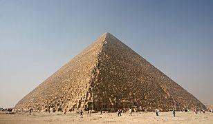 Anomalia w Wielkiej Piramidzie. Może pomóc rozwiązać zagadkę sprzed tysięcy lat