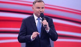 Wybory 2020. Andrzej Duda o szczepieniach obowiązkowych. Wywołał burzę w sieci