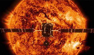 Solar Orbiter zbliża się do Słońca. Przełomowa misja NASA i ESA