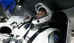 Historyczna misja SpaceX i NASA. Astronauci wracają na Ziemię [Oglądaj na żywo]